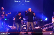 """Pride (in the name of love)"" – Gionathan&theGroovers feat. Cristian Mangano (U2 cover live)"